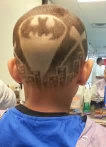 batman hair tattoo boys hair pinterest hair tattoos
