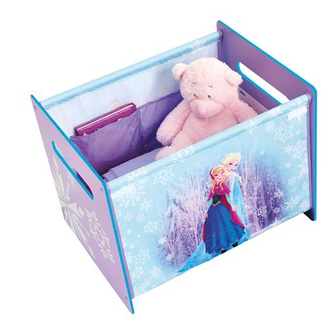 frozen bedroom in a box disney frozen cosytime toy box new official bedroom