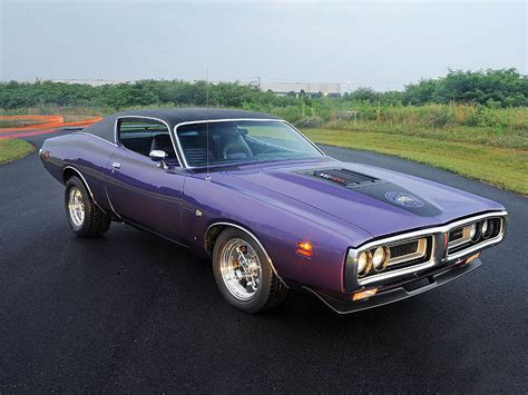 1971 Dodge Superbee   the Charger modification specs