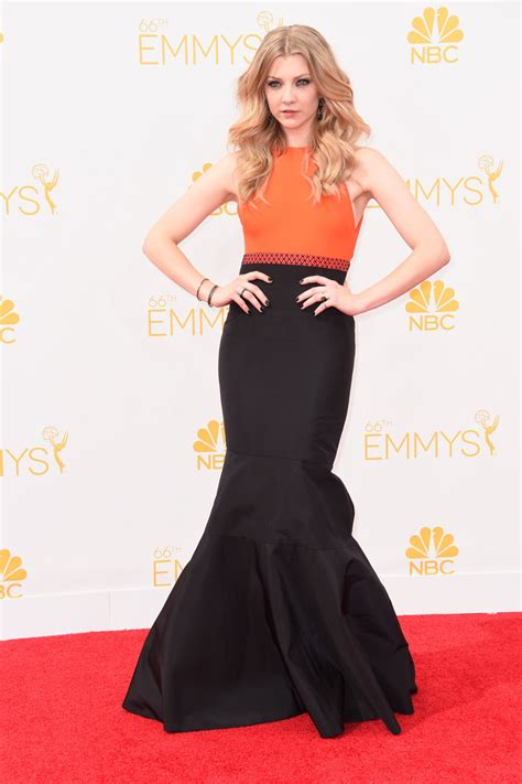 natalie dormer dress natalie dormer s emmy awards gown photos 2014 emmy