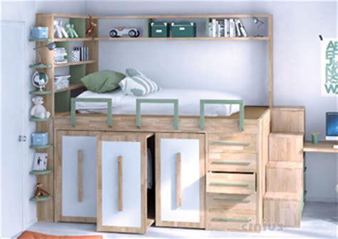 barre letto bimbi soppalco nido di cinius per la cameretta dei bambini