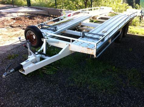 Vente Camion Porte Voiture by Remorque Mandrinoise Porte Voiture Autres V 233 Hicules D