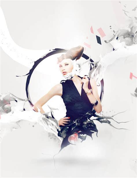 design milk photography design abstract human manipulation with milk liquid