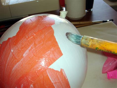 How To Make Glue For Paper Mache - paper mache recipe simple paper mache recipe