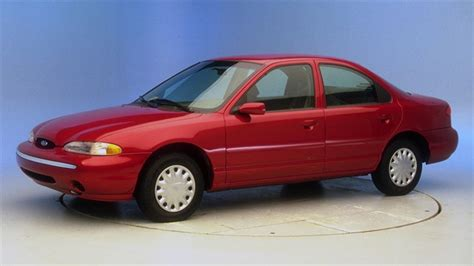 1995 Ford Contour 1995 ford contour reliability ratings
