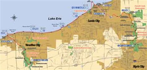 section 8 lake county ohio designated water trails in ohio