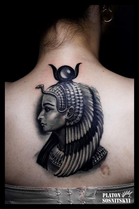 queen isis tattoo 17 best ideas about cleopatra tattoo on pinterest