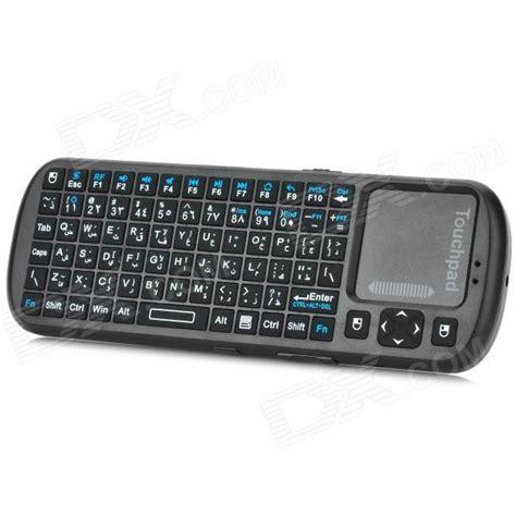 Mini Ipazzport Kp 810 10a 2 4g Rf Wireless Handheld Keyboard Mouse T ipazzport kp 810 19 arabic language mini 2 4g wireless 81 key keyboard black 2 x aaa free