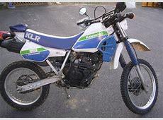 1985 Kawasaki KLR250 - Moto.ZombDrive.COM Kawasaki 250 Ccm Enduro