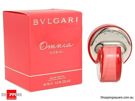 bvlgari omnia coral 65ml edt for women perfume online