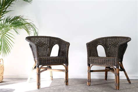 Vintage Verandah Ls by Cape Wicker Chair Naturally Rattan And Wicker