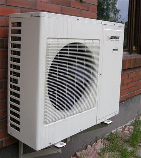 wärmepumpe vor und nachteile gem 252 tlich wasser zu luft w 228 rmetauscher installation fotos