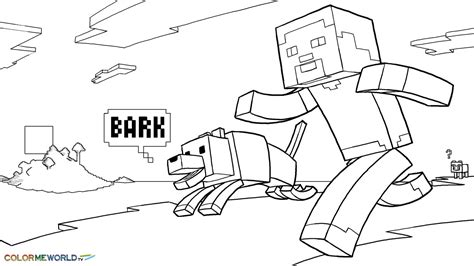 free coloring pages of minecraft lego