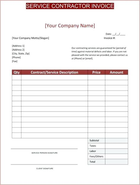 Time And Material Invoice Template Romeo Landinez Co Time Invoice Template