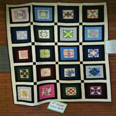 Geometry Quilt Project by Coordinate Graphing Creating Geometry Quilts Grade 4 Up