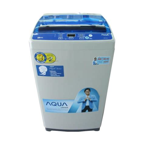 Aqua Mesin Cuci Japan Aqw 97d H jual aqua japan aqw 87d h series mesin cuci 8 kg