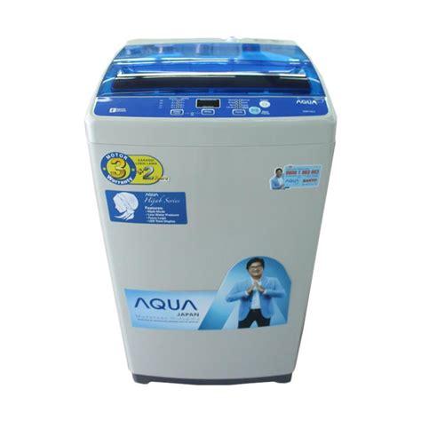 Mesin Cuci Aqua Japan Series jual aqua japan aqw 87d h series mesin cuci 8 kg