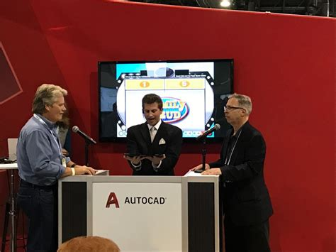 Family Feud Fast Money Win One Person - recap autocad family feud at au 2016 autocad blog