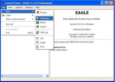 eagle layout editor download technologination tutorial desain pcb dengan eagle layout