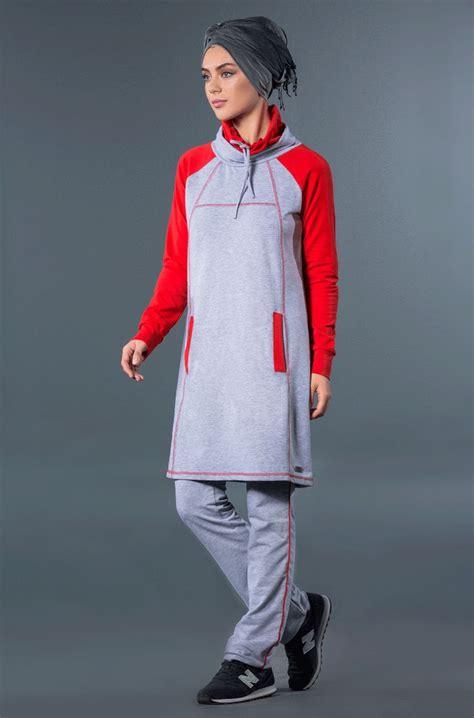 Baju Atasan Veyaz Top 39 best tesett 252 r eşofman modelleri images on sportswear and collars