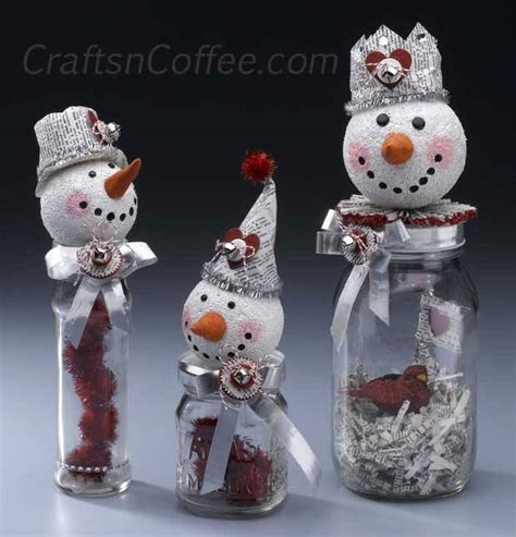 How to make vintage valentine s day snowmen so adorable crafts