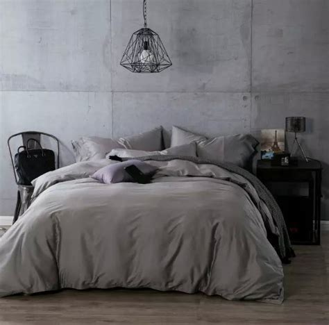 grey bed sheets luxury dark grey egyptian cotton bedding sets sheets