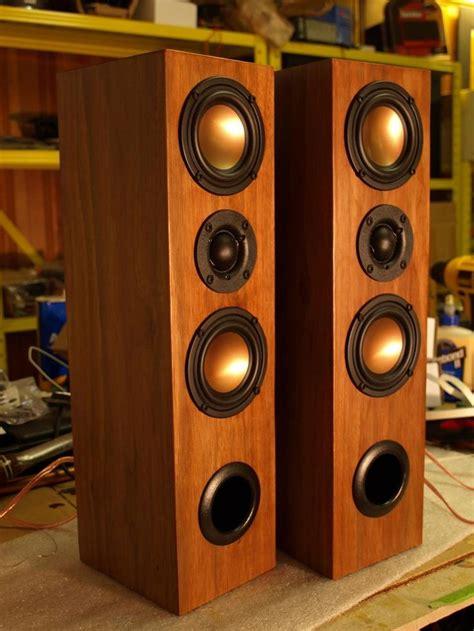 project  eric nelson speaker speakers diy