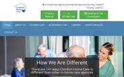 Comfort Home Care Agency by Comfort Home Care In Rockville Md 301 984 1401 Home