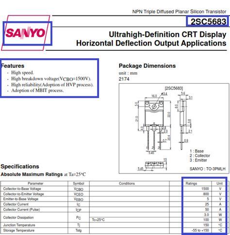 transistor horizontal bu4508dx solucionado tv samsung 21 quot quema transistor horizontal yoreparo