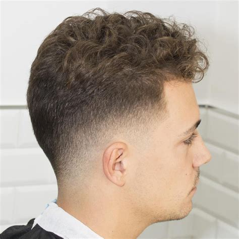 taper fade curly hair mens hairstyles 40 new hairstyles for men and boys atoz