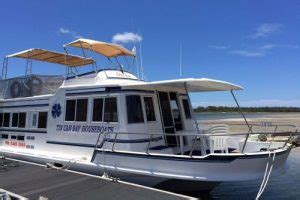 house boat tin can bay queensland houseboat tin can bay houseboats fraser island