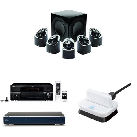 save on wireless home theater system mirage mx 5 1