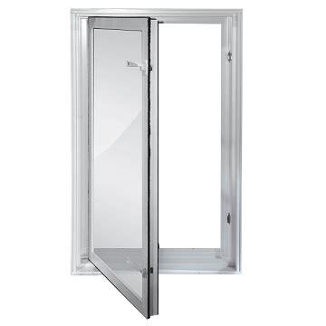swing window basement casement window swings in for emergency exiting