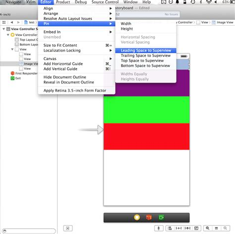 auto layout uitextview height ios 7 auto layout y position height missing constraint