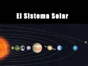 el sistema solar juego