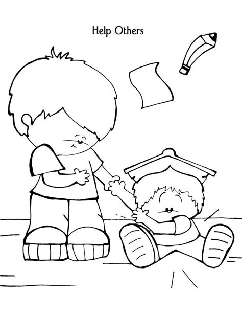caring coloring pages az coloring pages