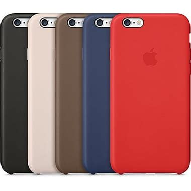apple® iphone® 6 leather case | staples®