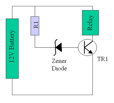 zener diode relay protection zener diode relay protection 28 images 10 ways to destroy an arduino rugged circuits
