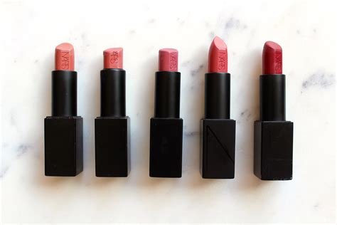 nars popular lipstick nars audacious lipsticks review the best lipstick