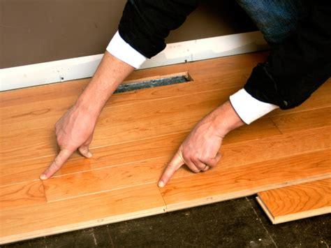 Installing Prefinished Hardwood Floors How To Install Prefinished Solid Hardwood Flooring How Tos Diy