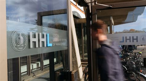 Part Time Mba Germany by Hhl Leipzig Graduate School Of Management Part Time Mba