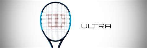 Raket Ultra ultra tennis rackets wilson sporting goods