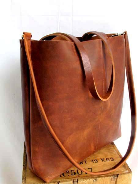 Handmade Leather Purses And Handbags - best 25 brown leather bags ideas on leather