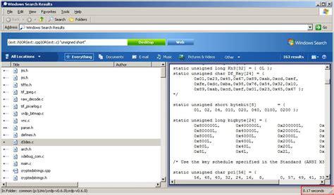 Search Ms Windows Folder Search User