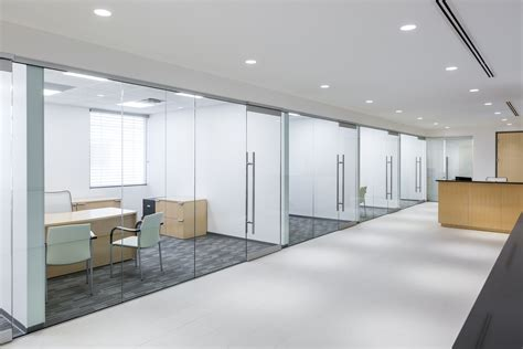 glass walls interior glass wall systems what you need to know my