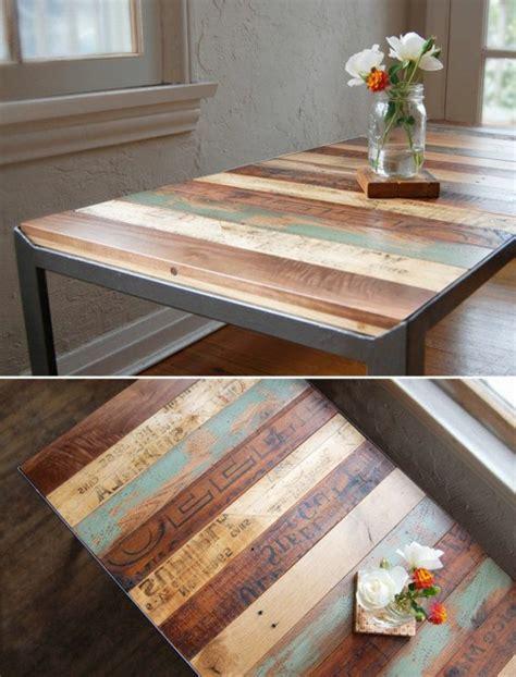 Idee Table Basse Palette