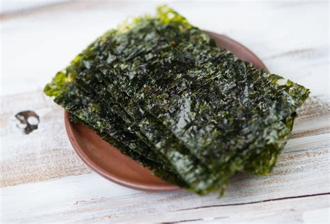 time  bring seaweed   table unique health products