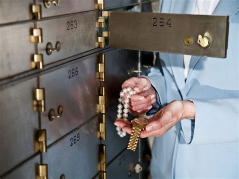 Safety Box Bank safe deposit boxes fade away crain s new york business