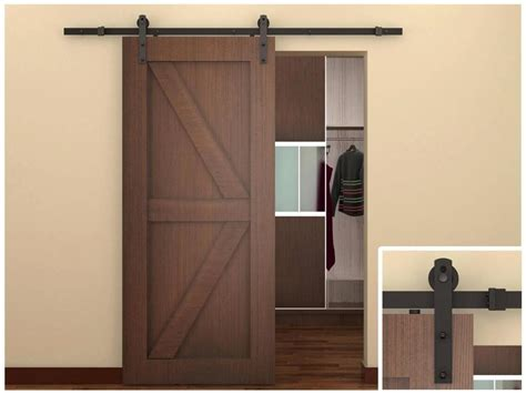 Interior Barn Doors Office And Bedroom Interior Barn Style Sliding Door