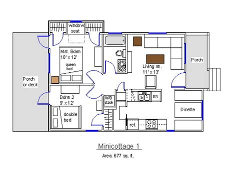 sle floor plans for the 8x28 coastal cottage tiny collection tiny house plans uk photos home